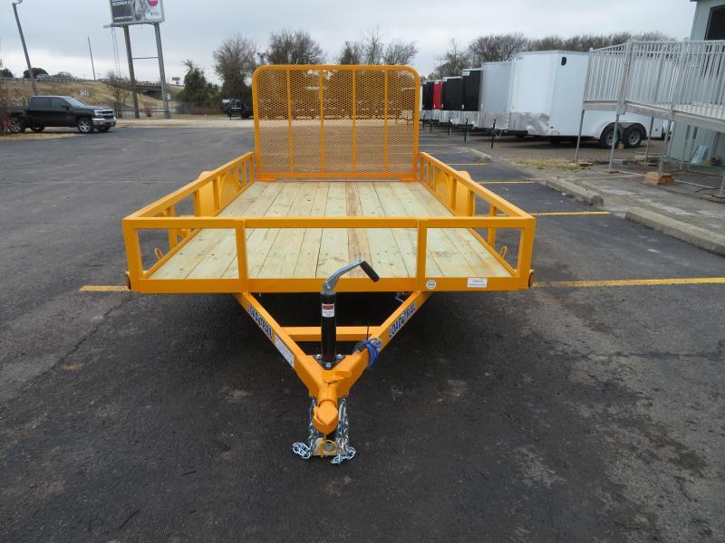 2020 Load Trail 77X12 Utility Trailer