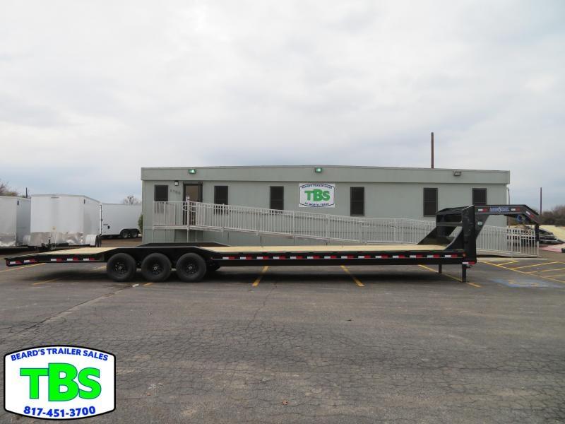 2021 Load Trail 102X40 Gooseneck Car / Racing Trailer