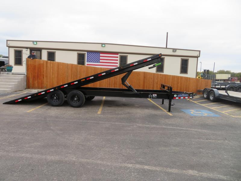 2021 Load Trail 102X24 Equipment Tilt Trailer