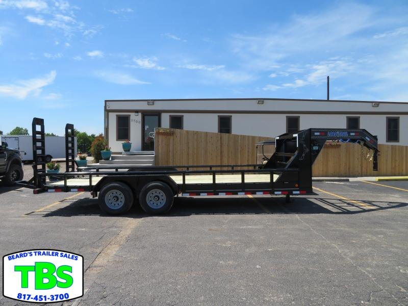2021 Load Trail 83X20 Gooseneck Equipment Trailer