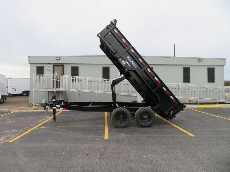 2022 Load Trail 83x16 Dump Trailer