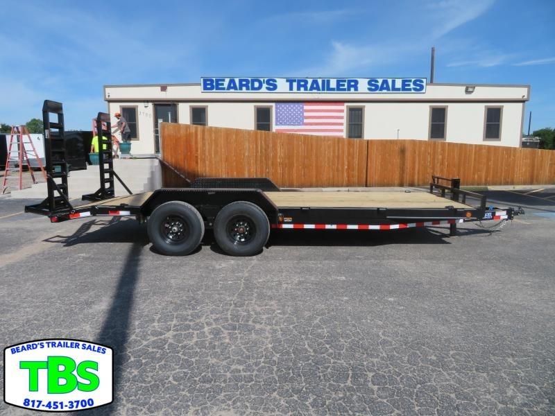 2021 Load Trail 83X20 Equipment Trailer
