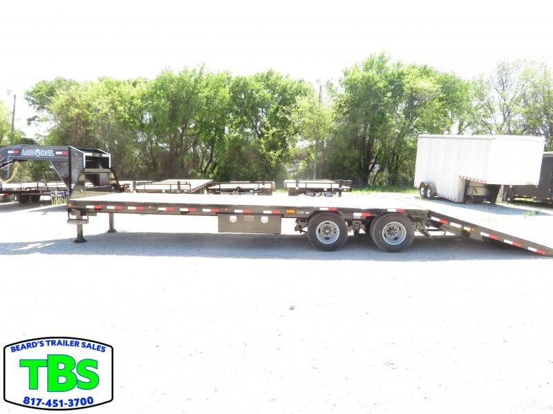 2021 Load Trail 102X32 Gooseneck Equipment Trailer
