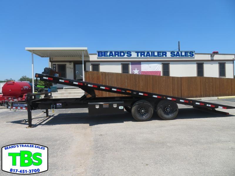 2021 Load Trail 102x24 Equipment Tilt Trailer