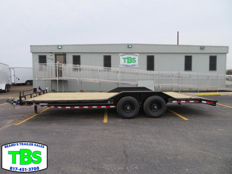 2021 Load Trail 102X22 Car / Racing Trailer