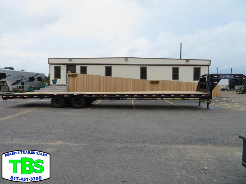 2020 Load Trail 102x40 Gooseneck Equipment Trailer