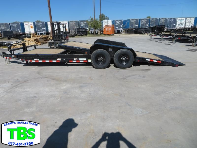 2021 Iron Bull 83x22 Equipment Tilt Trailer