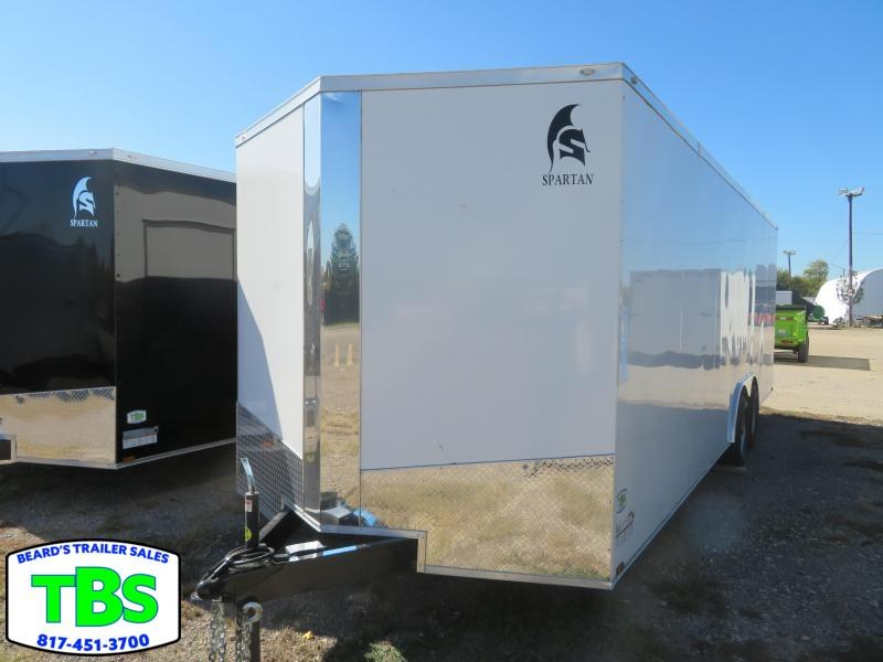 2021 Spartan Cargo 8.5X24 Enclosed Cargo Trailer