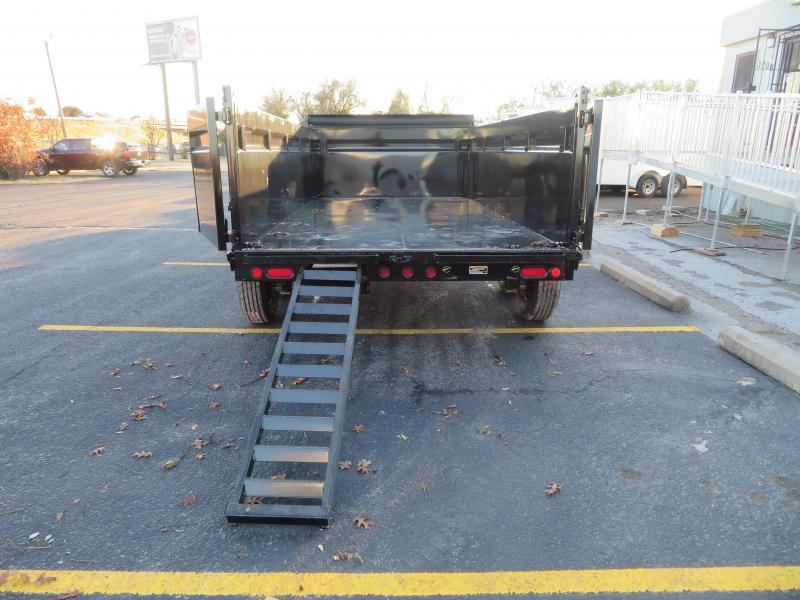 2021 Load Trail 83X14 Dump Trailer