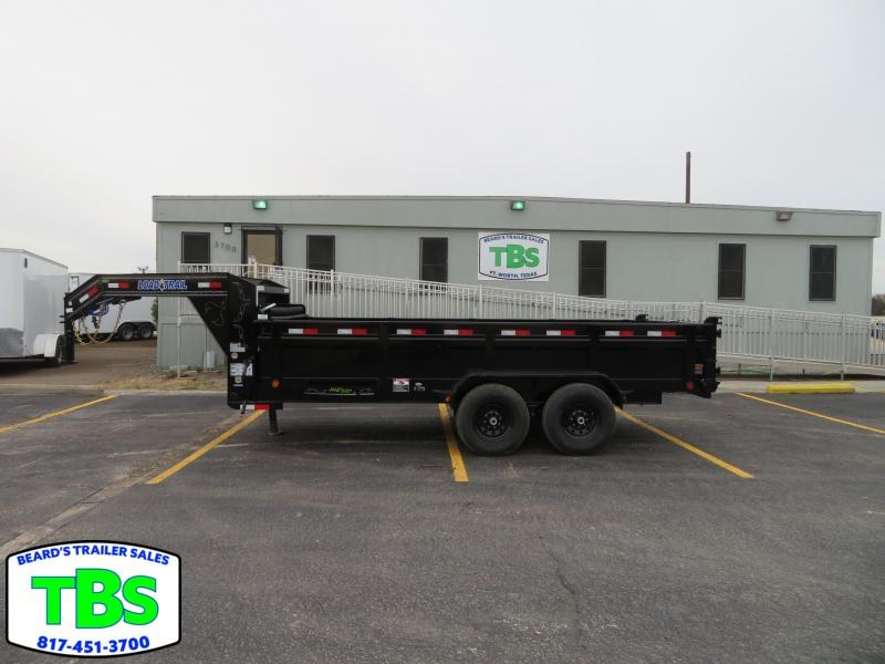 2020 Load Trail Gooseneck 83x16 Dump Trailer