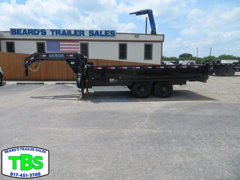 2020 Load Trail 96x16 Dump Trailer