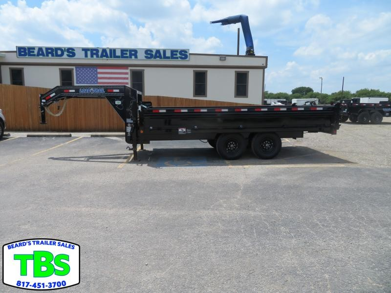 2020 Load Trail 96x16 Dump Trailer