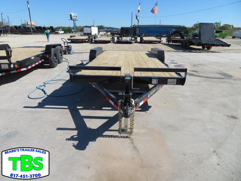 2021 Iron Bull 83x18 Equipment Trailer