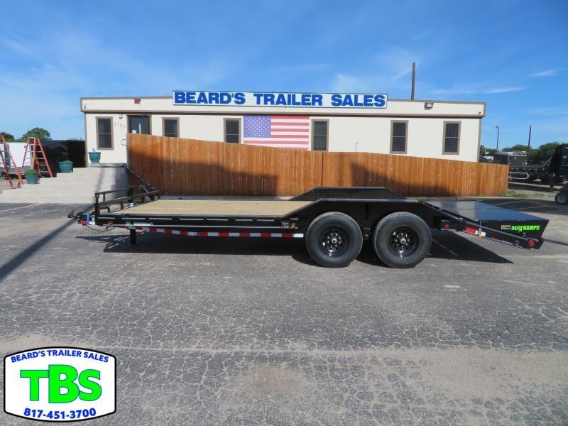 2021 Load Trail 102x20 Equipment Trailer