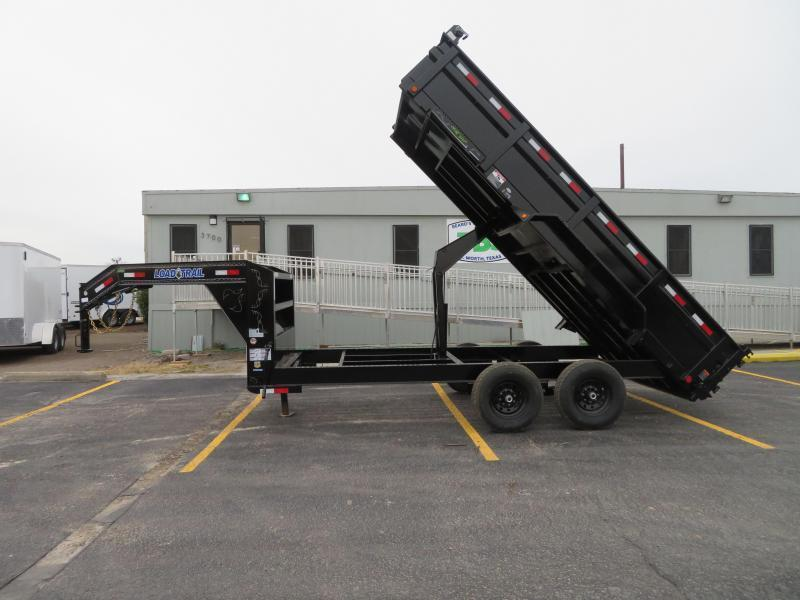 2021 Load Trail 83X14 Gooseneck Dump Trailer