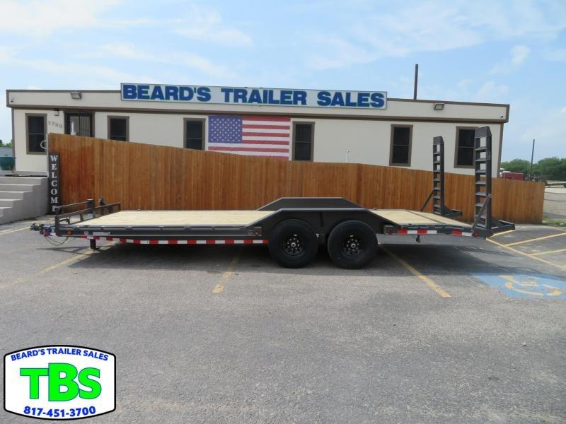 2020 Load Trail 102x22 Equipment Trailer