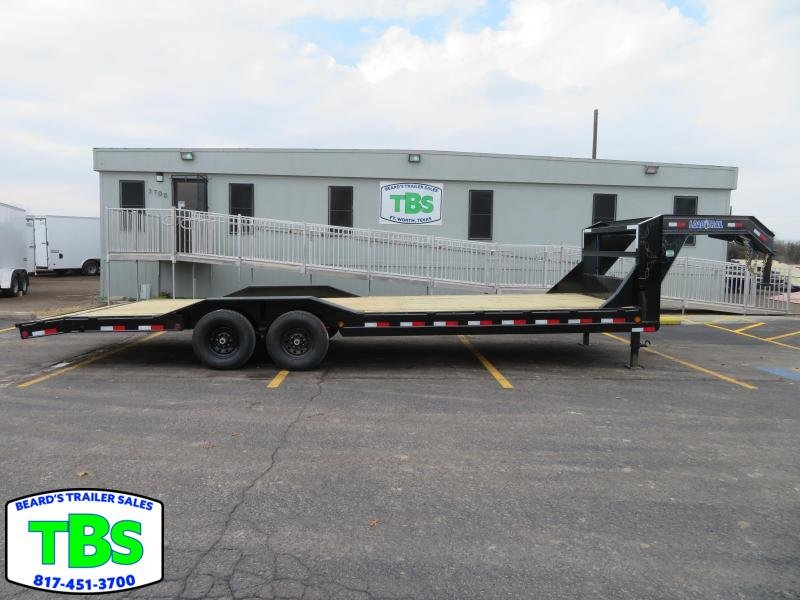 2021 Load Trail 102x26 Equipment Trailer