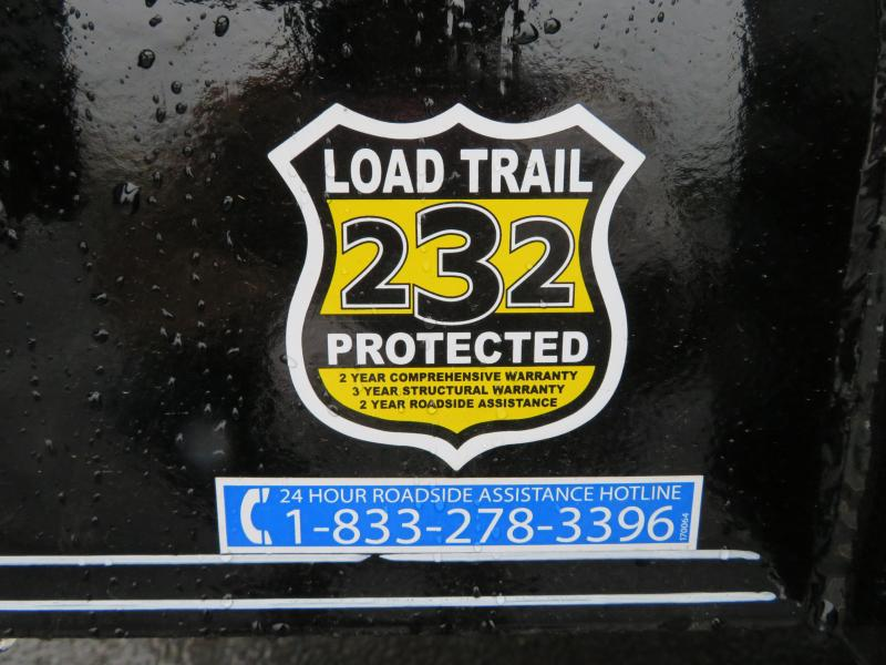 2021 Load Trail 102X26 Equipment Trailer