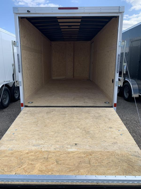 2021 Haulmark 7x16 Enclosed Cargo Trailer