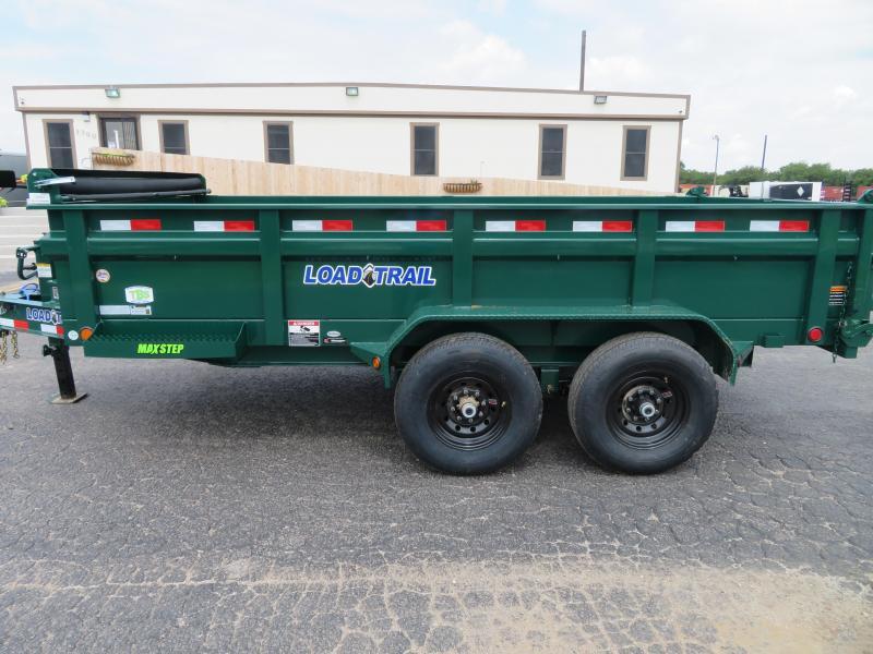 2019 Load Trail 83X14 Dump Trailer
