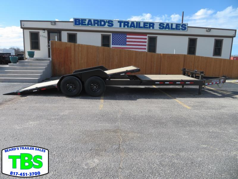 2020 Load Trail 83x24 Equipment Tilt Trailer
