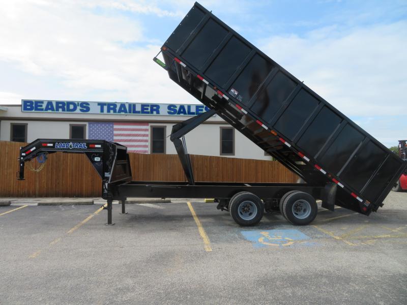 2021 Load Trail 102X20 Dump Trailer