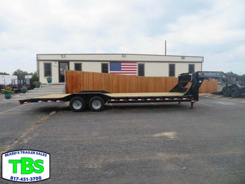 2020 Load Trail 102x24 Equipment Trailer