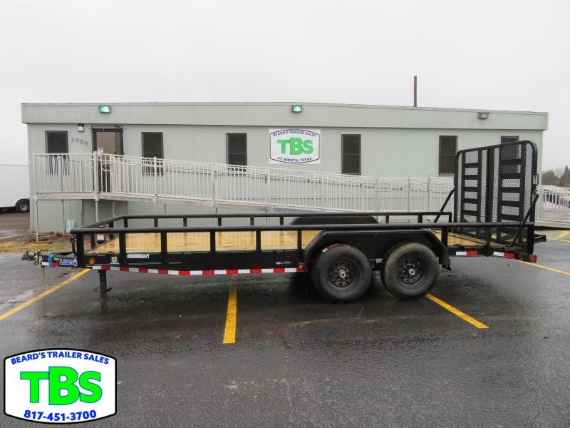2020 Load Trail 7X20 Equipment Trailer