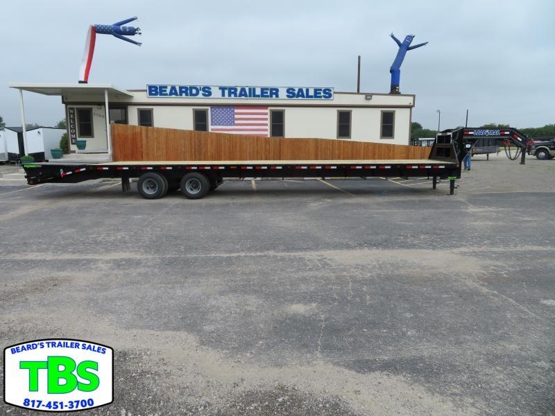 2020 Load Trail 102x40 Gooseneck Flatbed Trailer