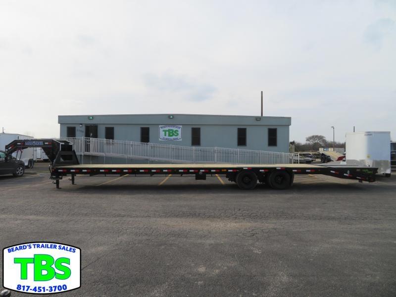2021 Load Trail 102X40 Gooseneck Equipment Trailer