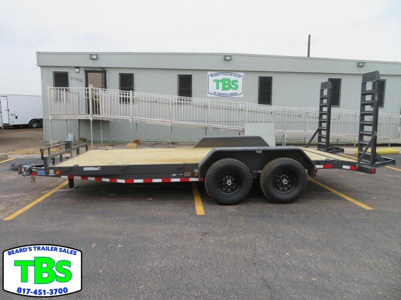 2019 Load Trail 83X18 Equipment Trailer