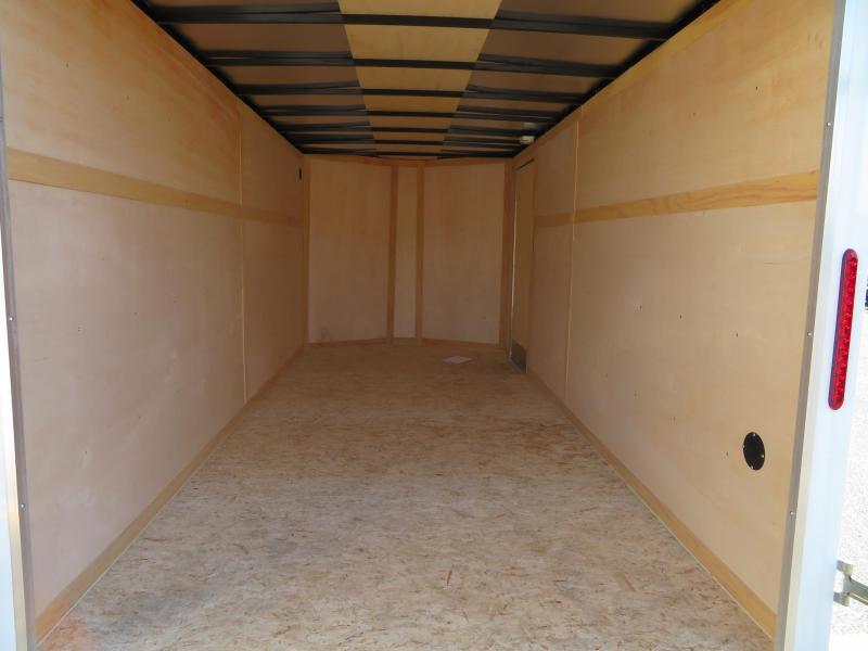 2022 Haulmark 7x16 Enclosed Cargo Trailer