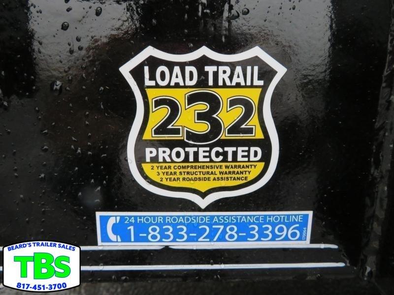 2020 Load Trail 102x24 Flatbed Trailer