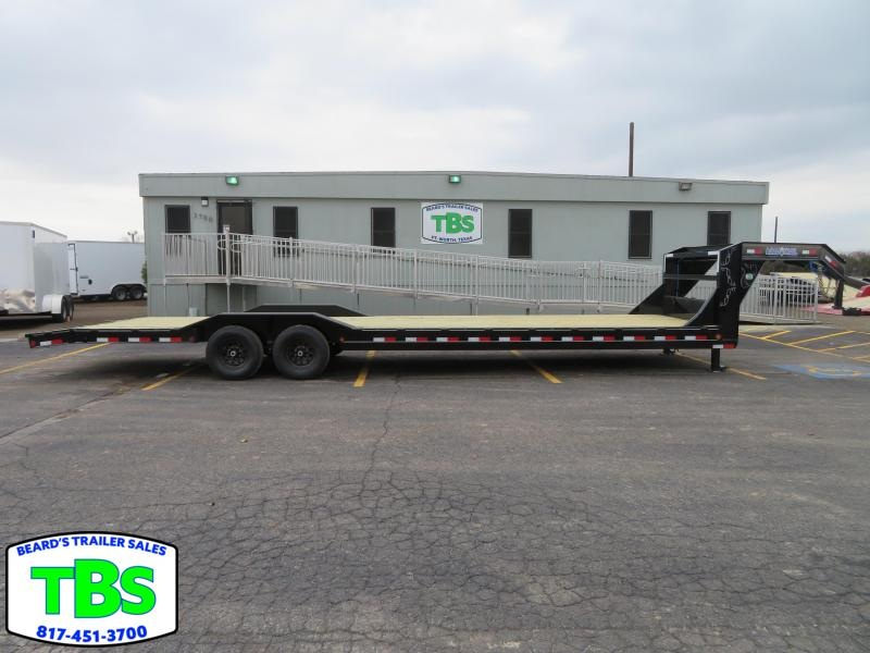 2020 Load Trail 102X30 Equipment Trailer