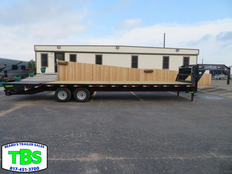 2019 Load Trail 102X30 Flatbed Trailer