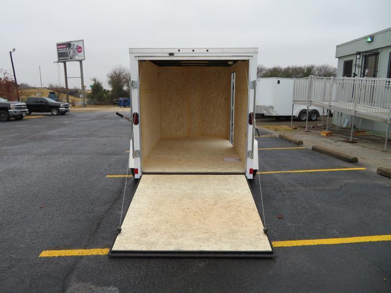 2021 Haulmark 6x12 Cargo Trailer