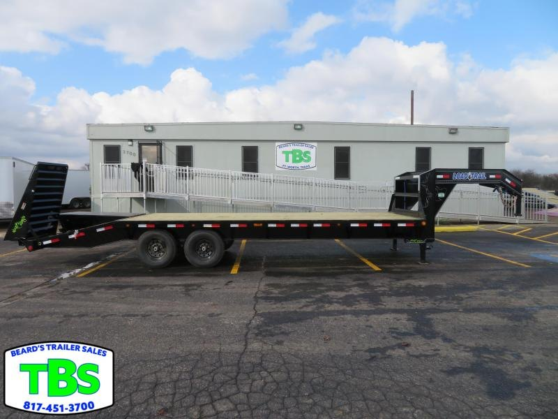2020 Load Trail 102X25 Equipment Trailer