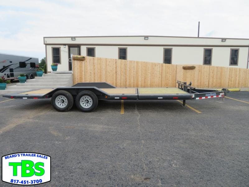 2019 Load Trail 7X22 Equipment Tilt Trailer