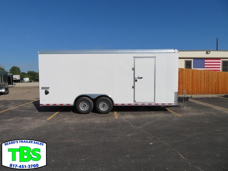 2019 Haulmark 8.5X20 Enclosed Cargo Trailer