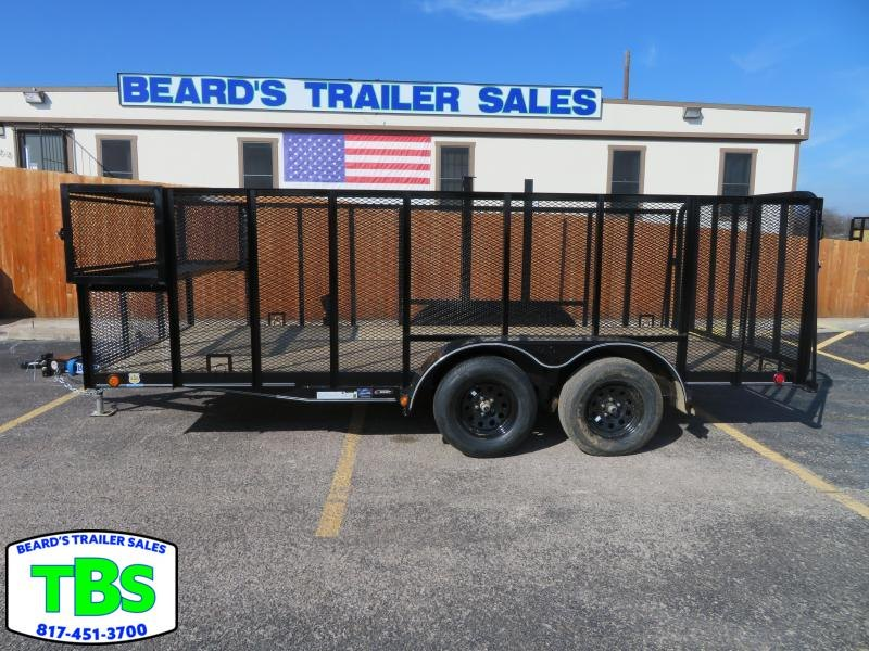 2020 Load Trail 83X18 Landscape Utility Trailer