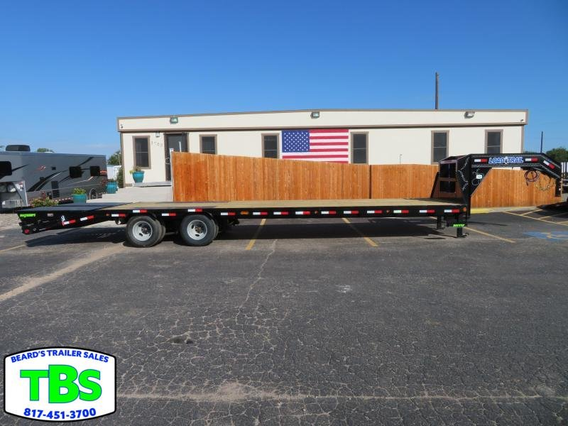 2020 Load Trail 102x30 Gooseneck Equipment Trailer