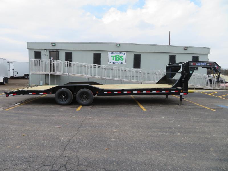 2022 Load Trail 102X26 Equipment Trailer