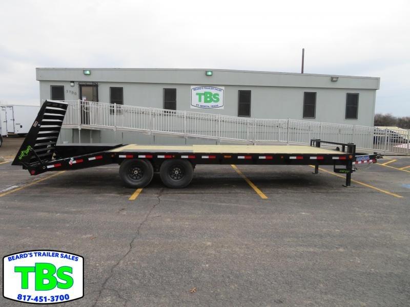 2021 Load Trail 102X24 Equipment Trailer