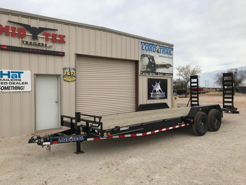 2021 Load Trail CH 83x20 Car / Racing Trailer