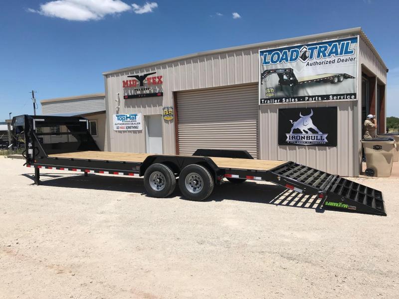 2020 Load Trail GC83x24 Equipment Trailer