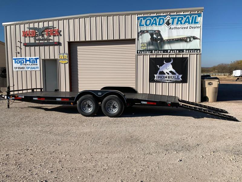 2021 Top Hat Trailers HD ASCH 83x20 Car / Racing Trailer