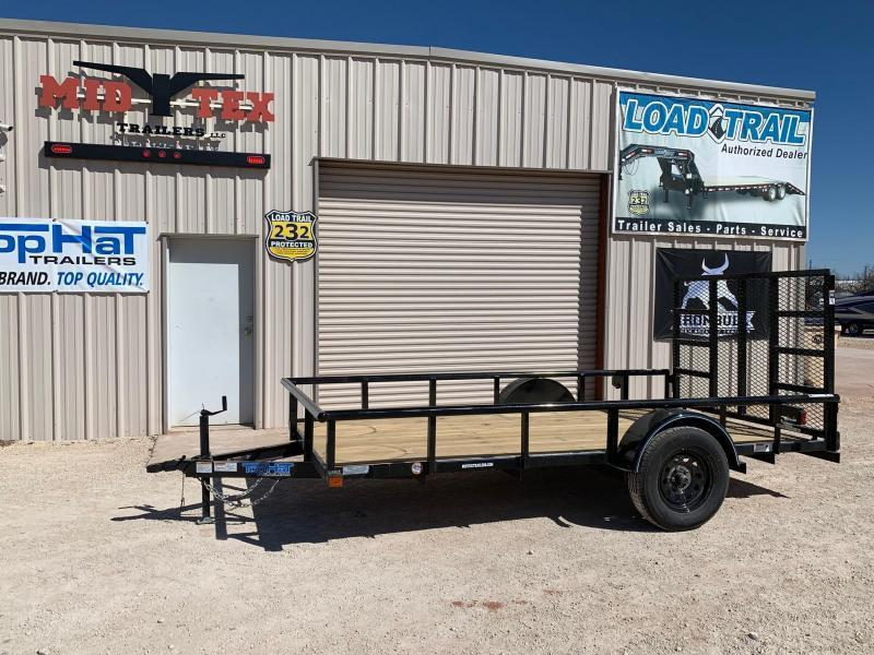 """2022 Top Hat DSP 12'x77"""" Utility Trailer"""