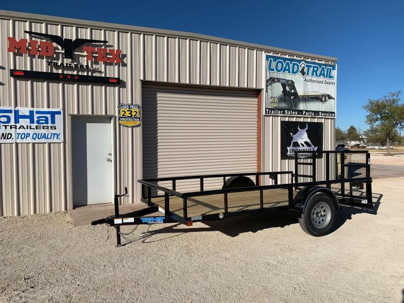 2021 Top Hat Trailers DSP 77x12 Utility Trailer