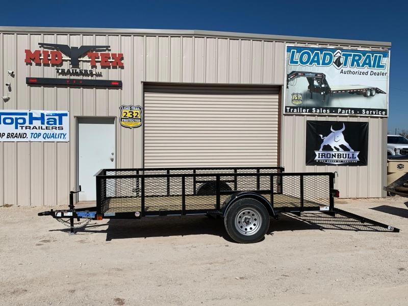 2021 Top Hat Trailers MRAX83x12 Utility Trailer