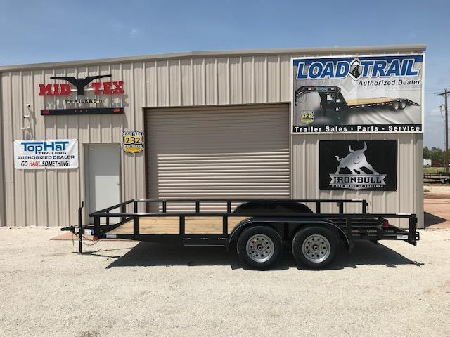 2021 Top Hat Trailers MP83x16 Utility Trailer